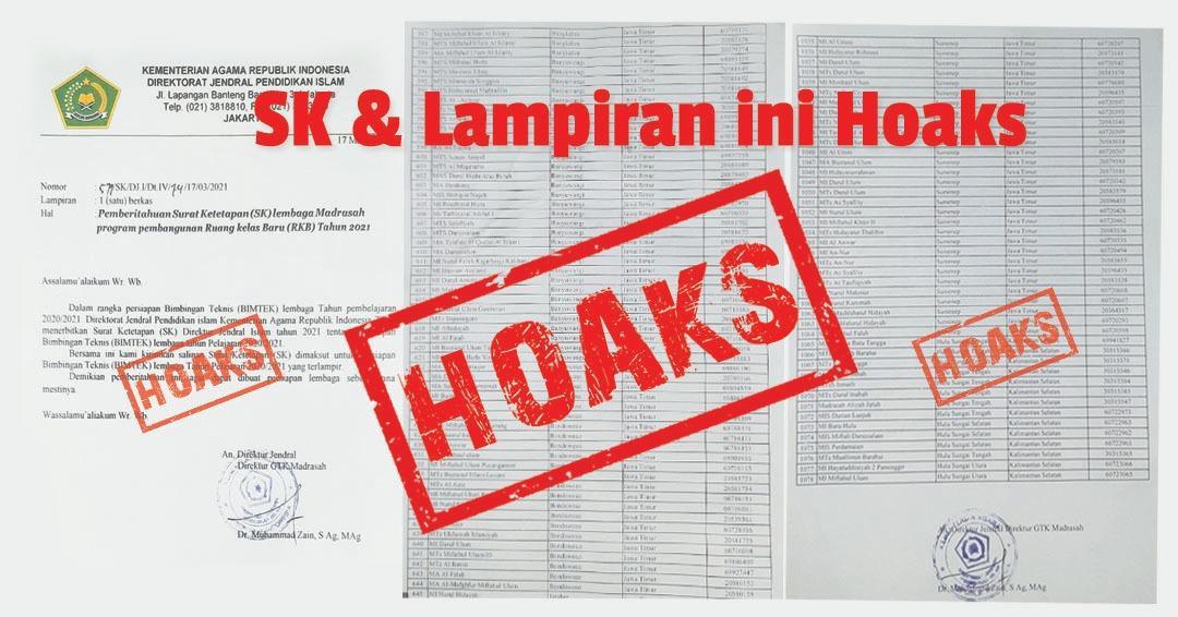 beredar-sk-madrasah-program-pembangunan-rkb-kemenag-hoaks